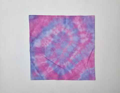 Pastel Tie Dye Cushion Cover