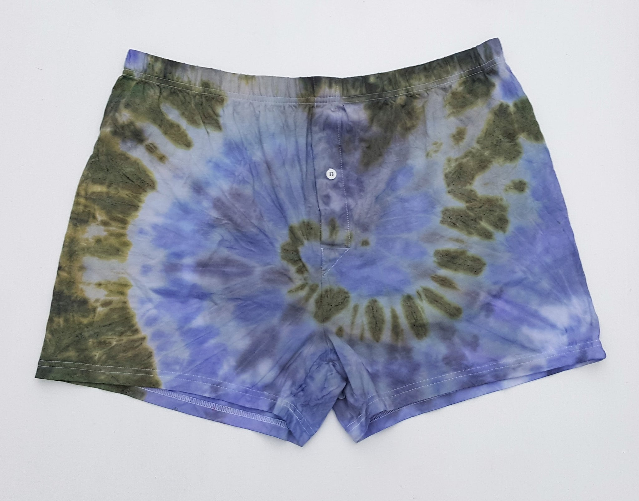Men's Boxer Shorts XL Tie Dye