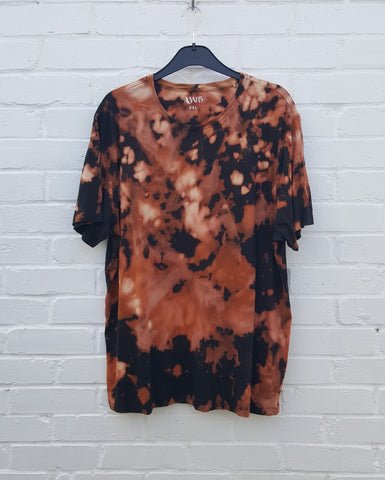 Bleached T-shirt Men's