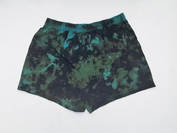 Blue Acid Wash Men's Boxers ALL SIZES