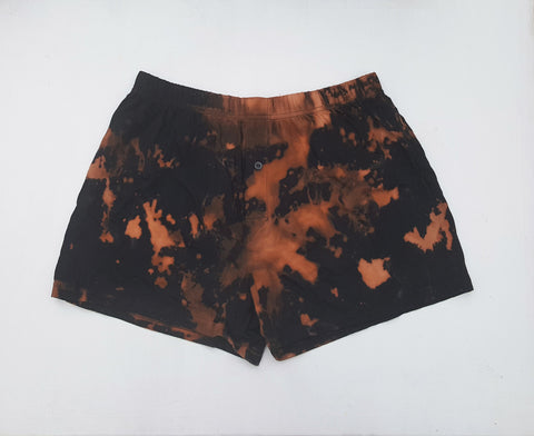 Acid Wash Men's Boxer Shorts