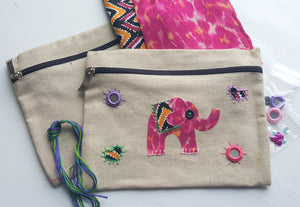 Pencil Case Sewing Kit