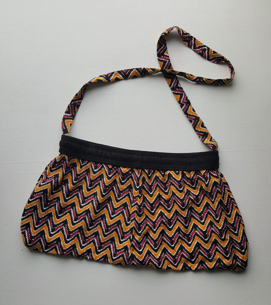 Eco-Friendly Handbag Upcycled Handmade