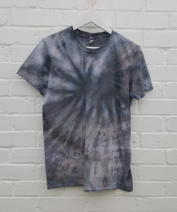 Ethical Tie Dye Shirt Grey
