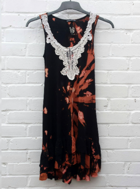Bohemian Dress Ethical