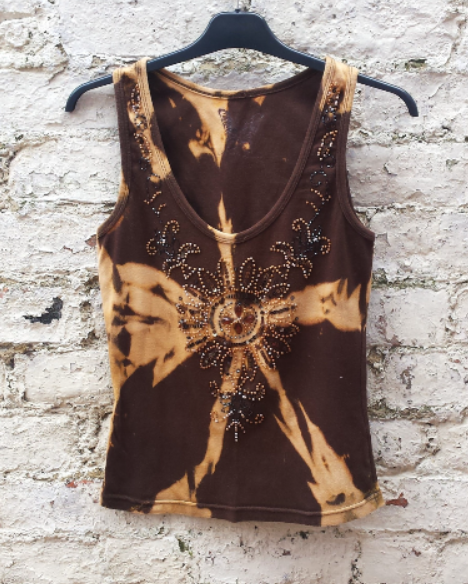 ethical vest top womens