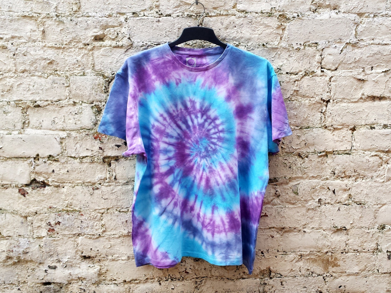Men's Tie Dye Shirt organic cotton