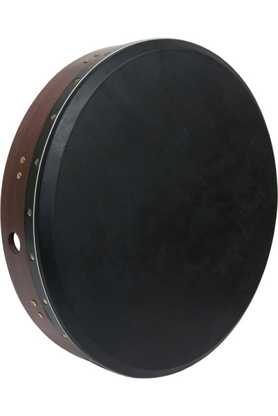 Roosebeck Tunable Bodhran with Black Goatskin