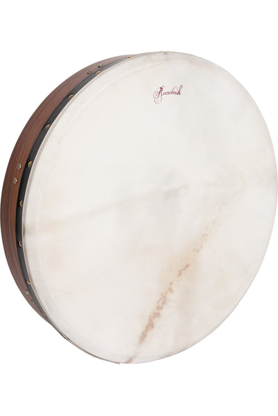 Roosebeck Tunable Bodhran with Soft Natural Head