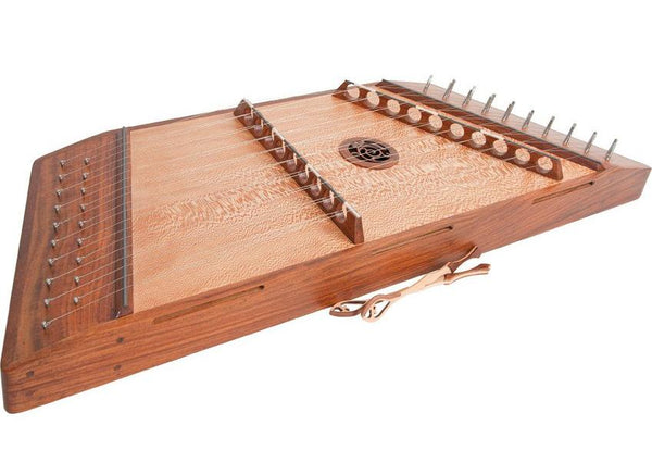 Roosebeck Single Strung 10/9 Hammered Dulcimer With Hammers