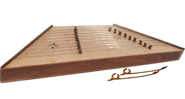 Mid-East Persian Hammered Dulcimer/Santoor
