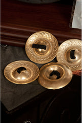 Mid-East Brass Decorated Finger Cymbals 1.9-Inch