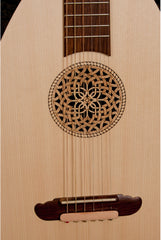 Roosebeck Lute-Guitar Steel 6-string Variegated