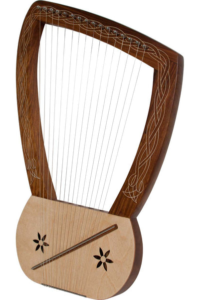 Mid-East Lyre Harp 16-string