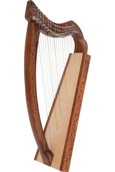 Roosebeck Pixie Harp 19-string Non-standing