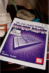 Mel Bay's You Can Teach Yourself Hammered Dulcimer Book With Online Audio & Video by M MacNeil