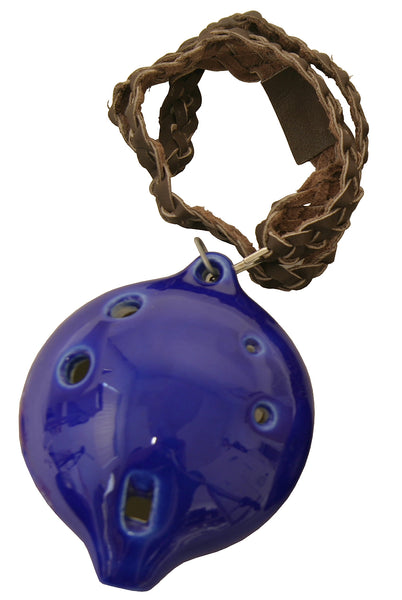 DOBANI Ocarina with Braided Necklace