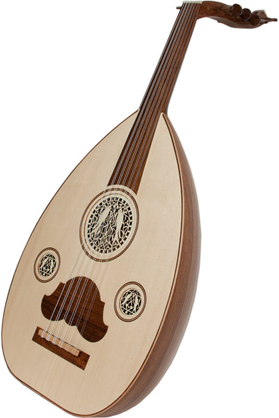 Mid-East Arabic Oud Sheesham With Gig Bag
