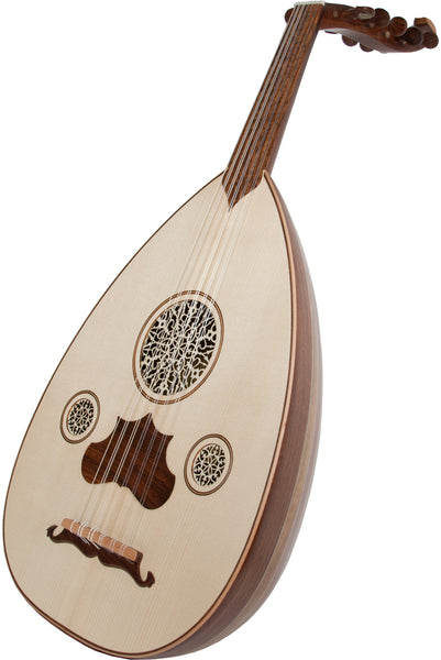 Mid-East Turkish Oud Sheesham With Gig Bag