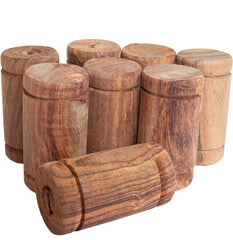 banjira Tabla Special Tuning Blocks for Dayan, Set of 8