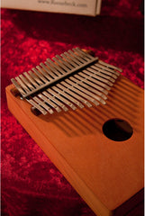 DOBANI 17-Key Kalimba Red Cedar
