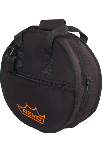 Remo Padded Bag with Shoulder Strap for Hand Drum 13-Inch x 5-Inch