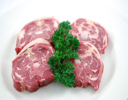500g Lamb Neck Chops