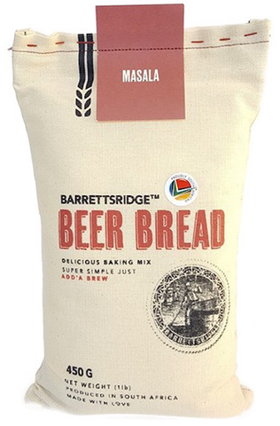 Barrett's Ridge Masala Beer Bread 450g