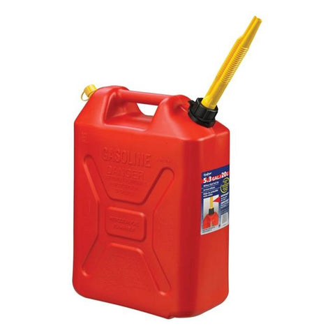 4WD Vented Gas Can, 20 L