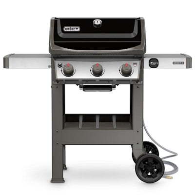 Spirit II S-310 3-Burner Propane Gas Grill Stainless Steel