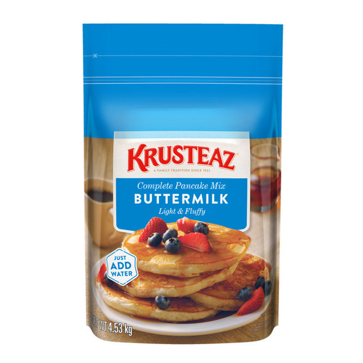 Krusteaz Buttermilk Pancake Mix 4.53 kg