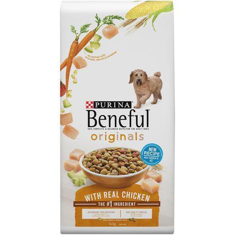 Beneful Chicken Dog Food 16Kg