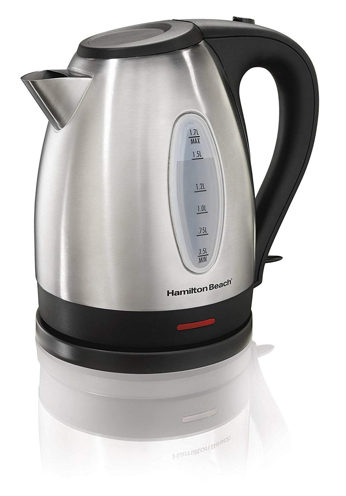 Hamilton-Beach 40880C 1.7L Electric Kettle