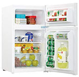 Danby Designer Two Door Mini Fridge