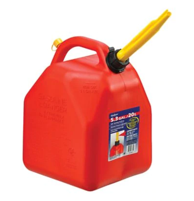 Scepter Gas Can, 20-L