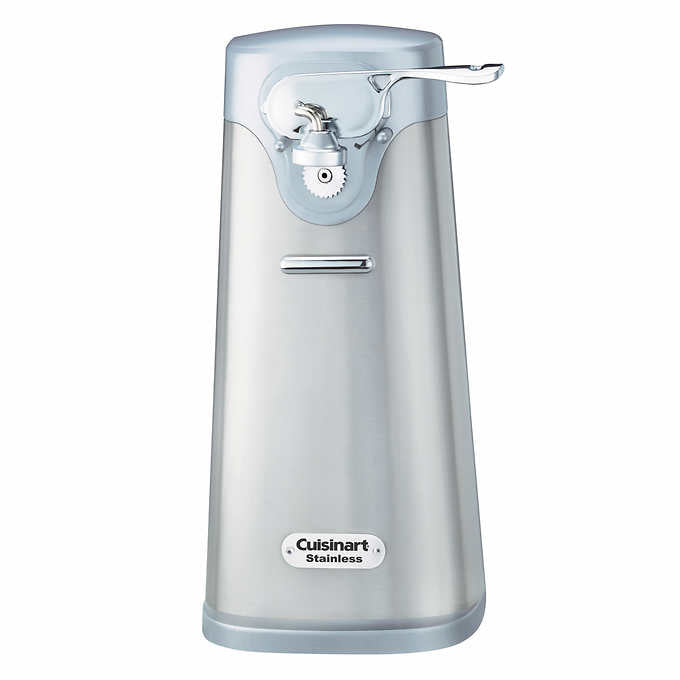 Cuisinart Deluxe Stainless-steel Can Opener