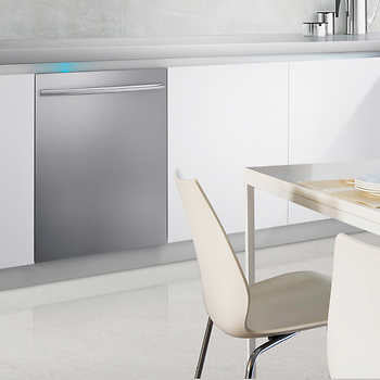 Samsung 24 in. Built-in Dishwasher with FlexLoad Third Rack
