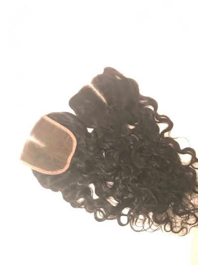 Virgin curly closures