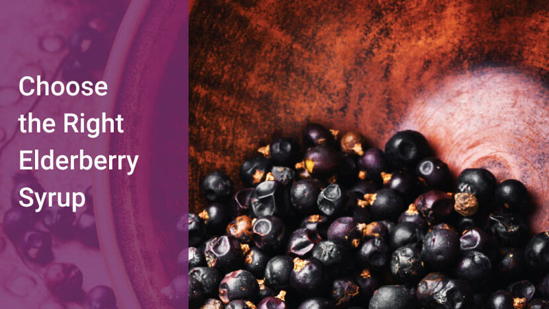 How to Choose the Right Elderberry Syrup