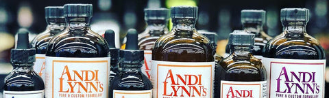 Andi Lynn's Products at the Grand Opening