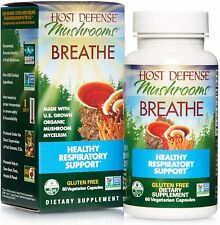 Myco Botanicals Breathe Capsules 60 ct