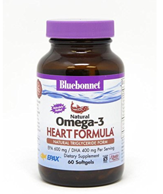Bluebonnet Omega 3 Heart - Andi Lynn's Pure & Custom Formulary