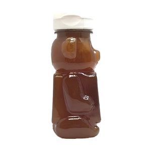 Local 6oz Honey Bears - Safe for kids and all natural