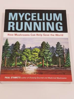 Mycelium Running Book - Safe for kids and all natural