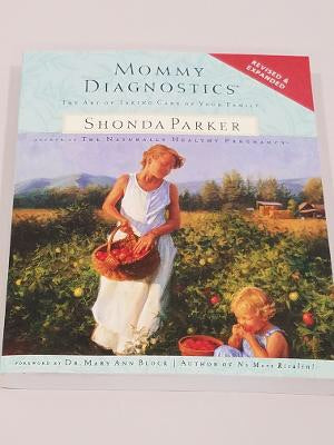 Mommy Diagnostics Book - Safe for kids and all natural