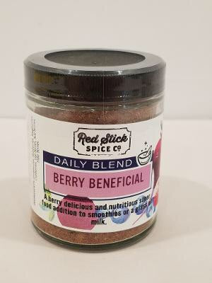 Red Stick-Berry Beneficial Daily Blend - Safe for kids and all natural