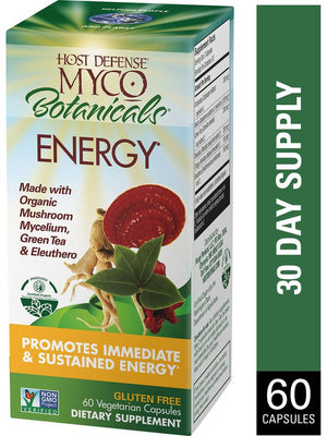 Myco Botanicals Energy Capsules 60 ct - Andi Lynn's Pure & Custom Formulary