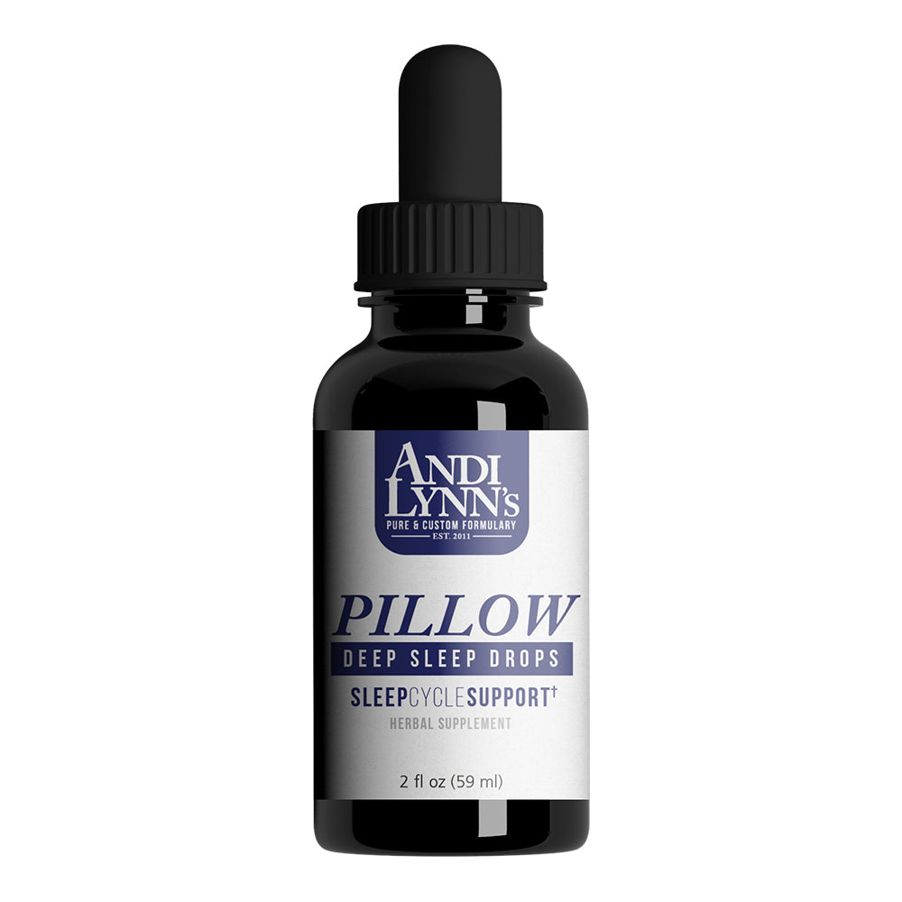 Andi Lynn's Pillow Deep Sleep Drops, 2oz - Andi Lynn's Pure & Custom Formulary