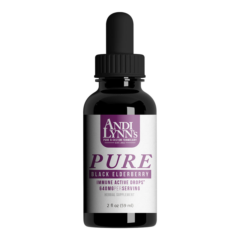 Andi Lynn's Pure/Baby Blend Drops, 2oz - Andi Lynn's Pure & Custom Formulary
