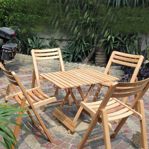 Beech wood Table and Chair Bundle